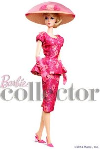 Fashionably Floral™ Barbie® Doll